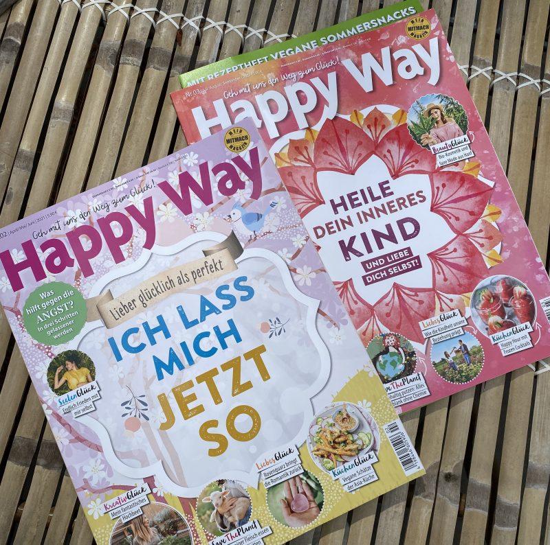 Deborah Weinbuch – Happy Way 2021
